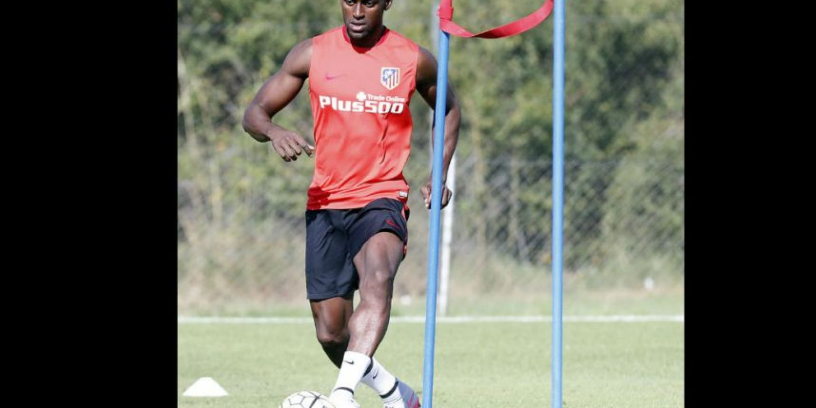 Jackson llegó al Atlético de Madrid por 35 millones de euros. Foto:Vía twitter.com/Atleti
