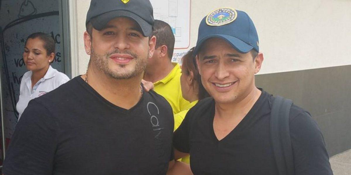 Nelson Velásquez bajó 14 kilos en un mes