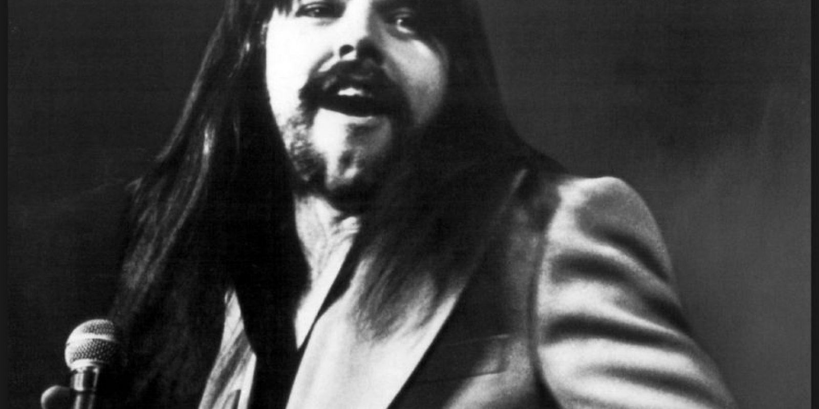 """Robert Clark """"Bob"""" Seger, músico de rock estadounidense, tiene problemas con Apple desde 2011 Foto:Wikicommons"""