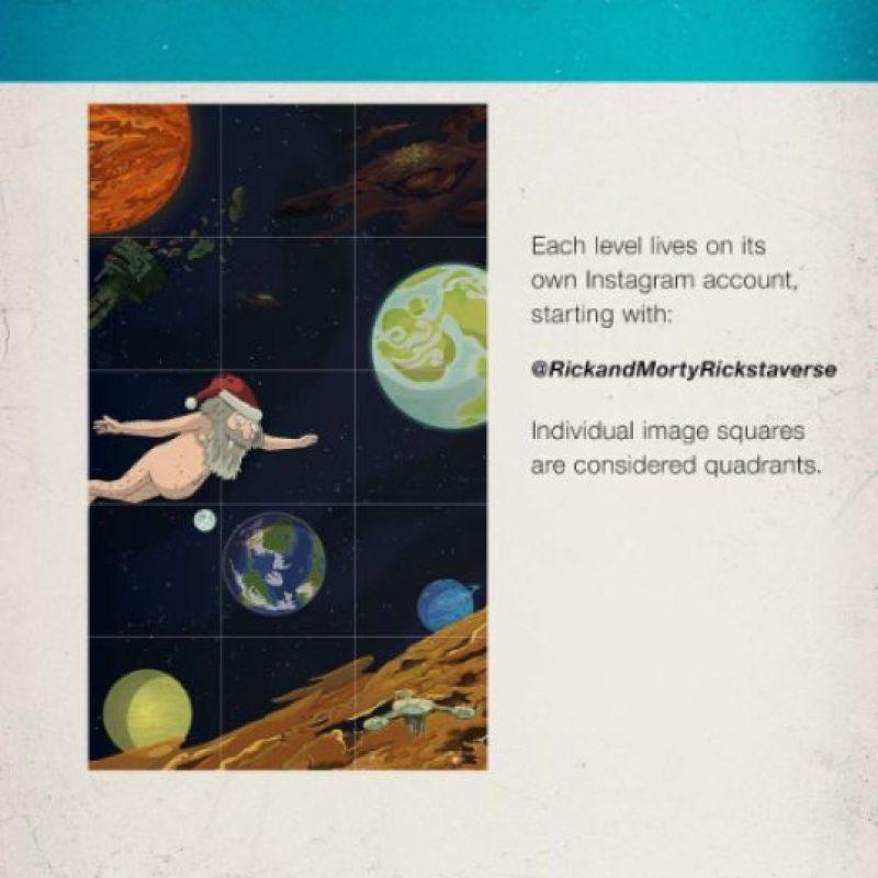 En el juego tendremos que explorar 11 planetas diferentes que aparece en la serie animada Foto:instagram.com/rickandmortyrickstaverse/