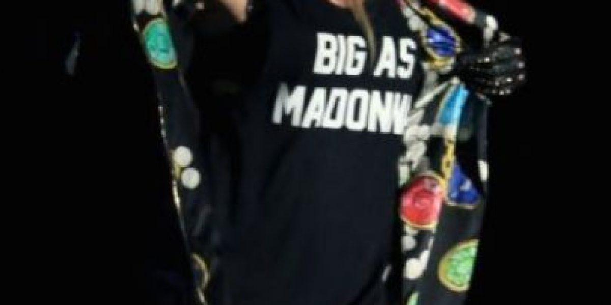 FOTOS: Madonna nunca lució tan mal como en esta imagen