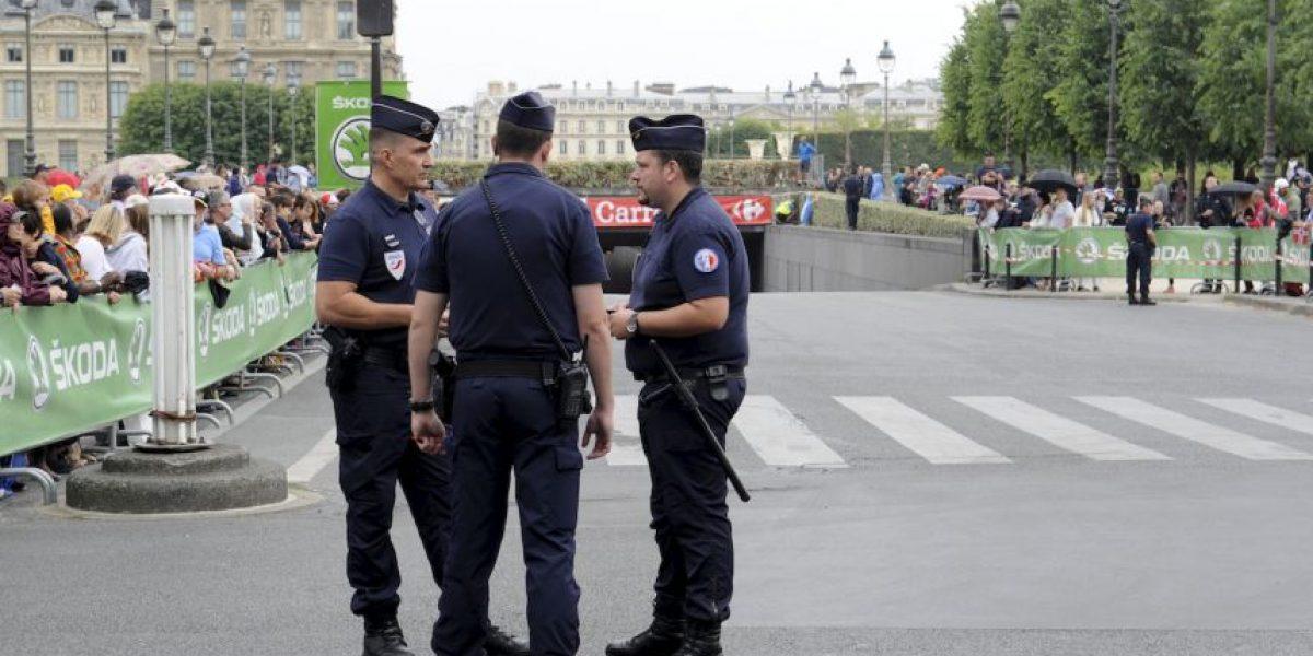 Alarma en París por tiroteo cerca de donde se lleva a cabo el Tour de Francia