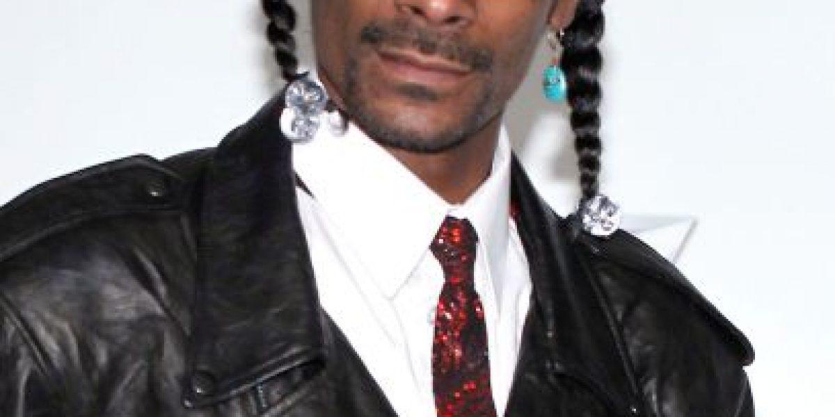 Arrestan a Snoop Dogg por conducir bajo la influencia de narcóticos