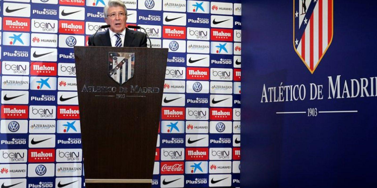 Foto:Atlético de Madrid/Ángel Gutiérrez