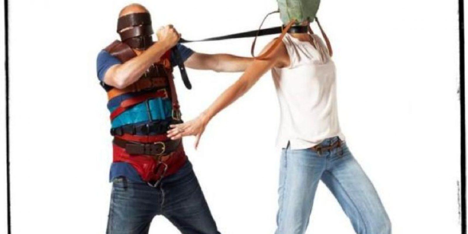 Esta agresión, de la campaña de Johnny Farah. Foto:vía Johnny Farah.