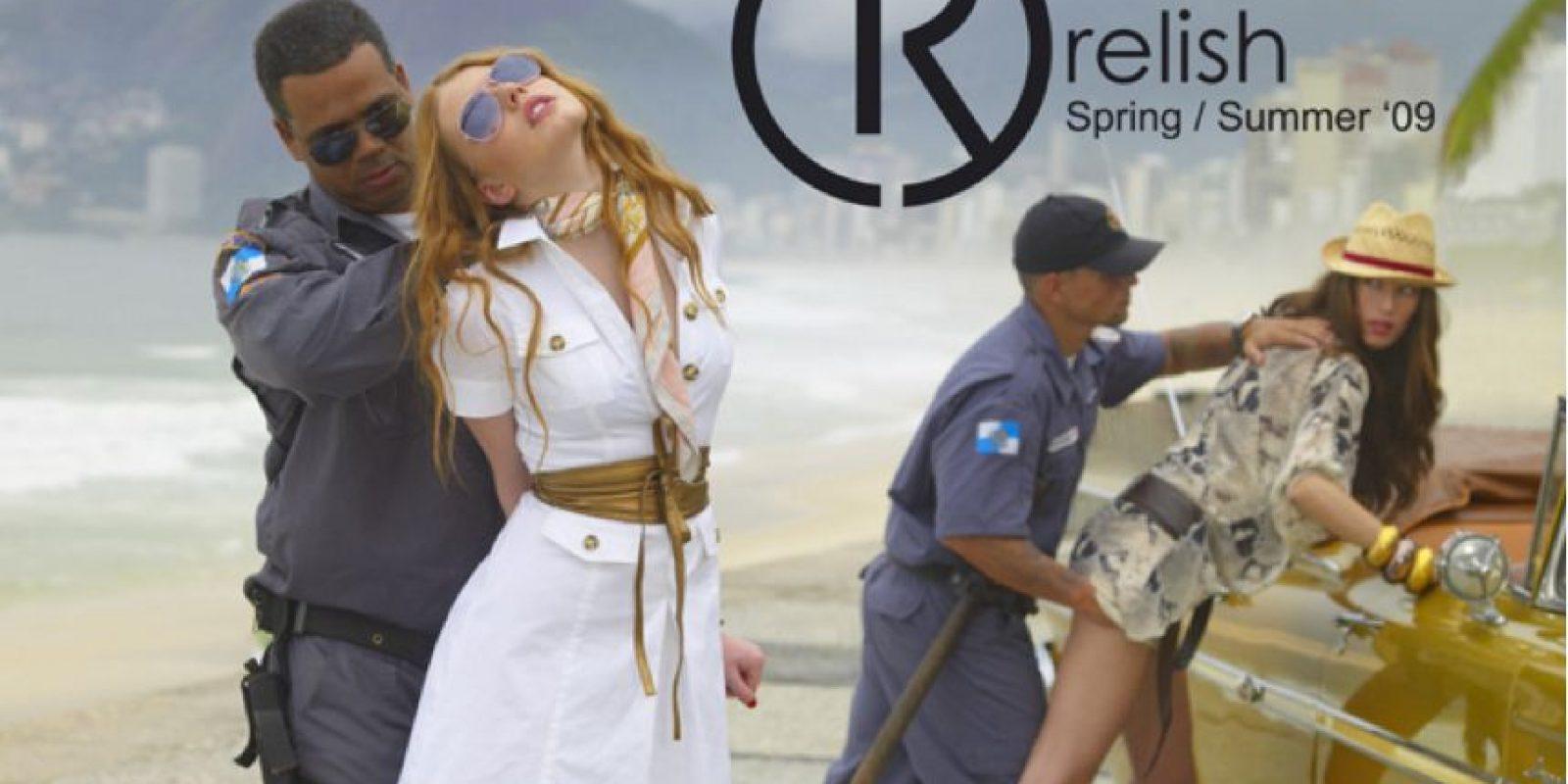 Terrible campaña de Relish, para la primavera/verano de 2010 Foto:vía Relish