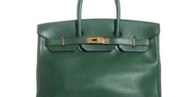 El icónico bolso Birkin de Hermes cuesta 10 mil dólares. Foto:vía Hermes