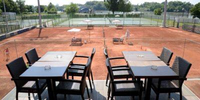 """""""Nole"""" es dueño de la cadena de restaurantes """"Novak Cafe & Restaurant"""". Foto:Vía facebook.com/novak.cafe.restaurant"""