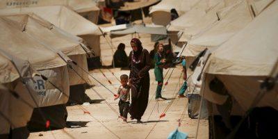 Con la que supuestamente el ISIS busca alejar a las mujeres del libertinaje y la inmoralidad. Foto:Getty Images