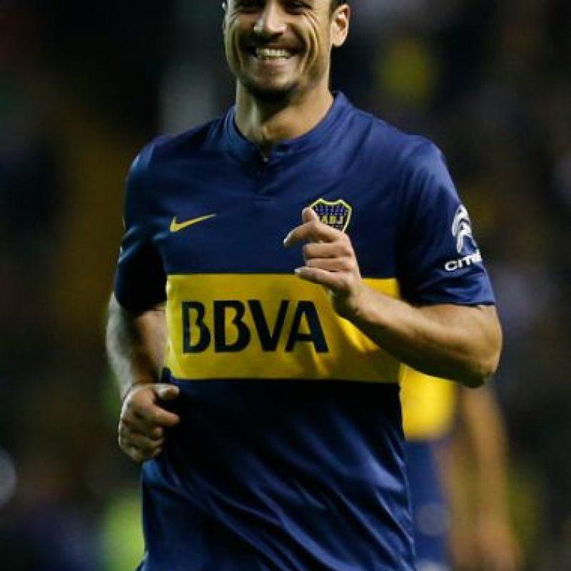 2. Pablo Daniel Osvaldo Foto:Getty Images