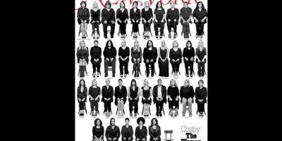 """La revista """"New York Magazine"""" reveló la historia de 35 de las 46 mujeres afectadas. Foto:Facebook/NewYork"""