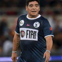 5. Diego Maradona Foto:Getty Images
