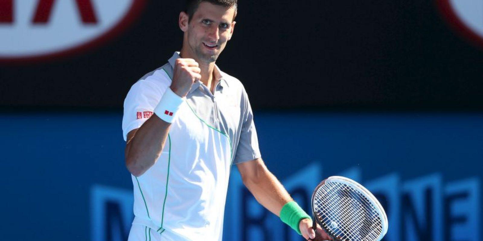 2. Novak Djokovic Foto:Getty Images
