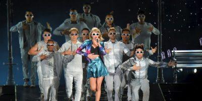 """Taylor se """"ofendió"""" tras leer una publicación de Nicki Minaj. Foto:Getty Images"""