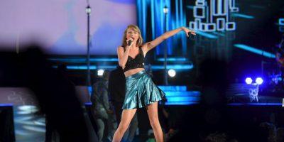 """Sin embargo, la estrella pop no se quedó con ganas de """"burlarse de Katy Perry"""". Foto:Getty Images"""