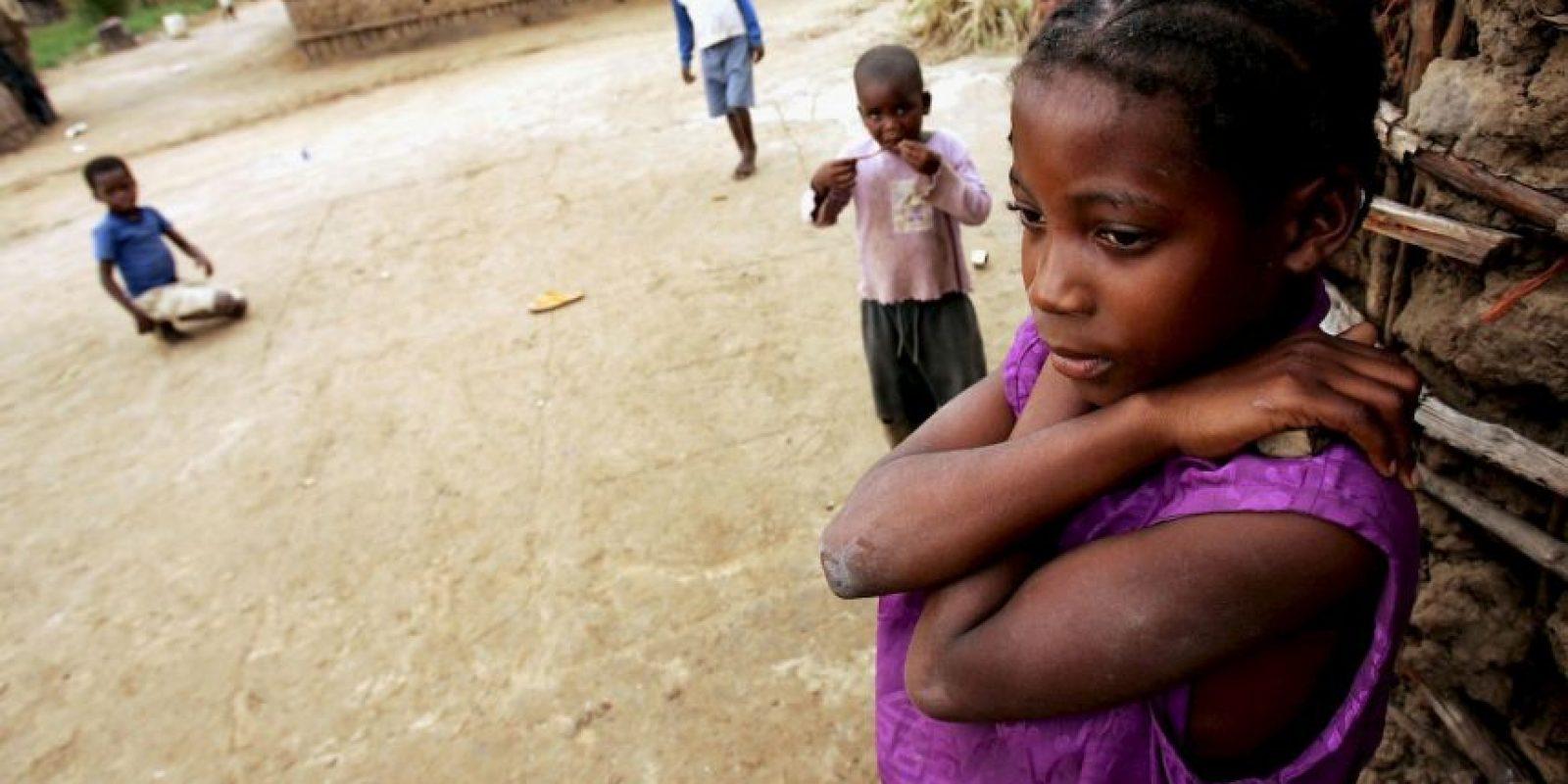 Se cree que los genitales femeninos son sucios y antiestéticos. Foto:Getty Images