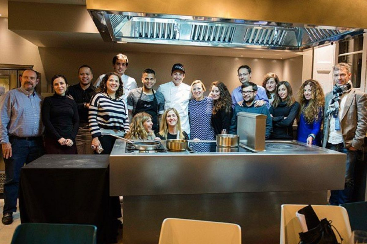 Tienen también servicio a domicilio y dan talleres de gastronomía. Foto:Vía instagram.com/alquimiafogo