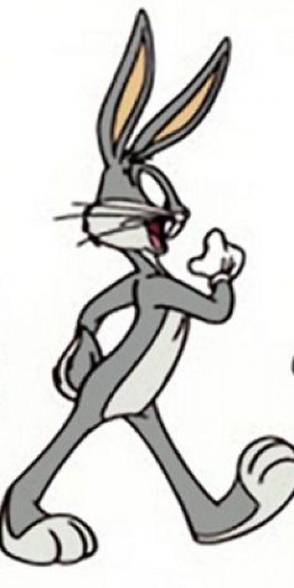 Así cambió el conejo hasta el 2010 Foto:Warner Bros