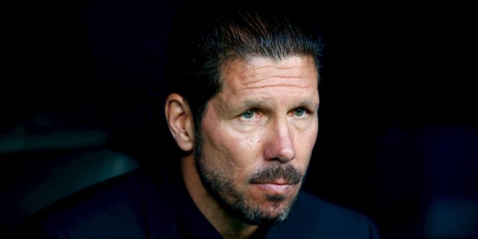 """El """"Cholo"""" lleva gastados 246 millones de euros desde su etapa como entrenador en Argentina, hasta su gestión al frente del Atlético de Madrid. Foto:Getty Images"""