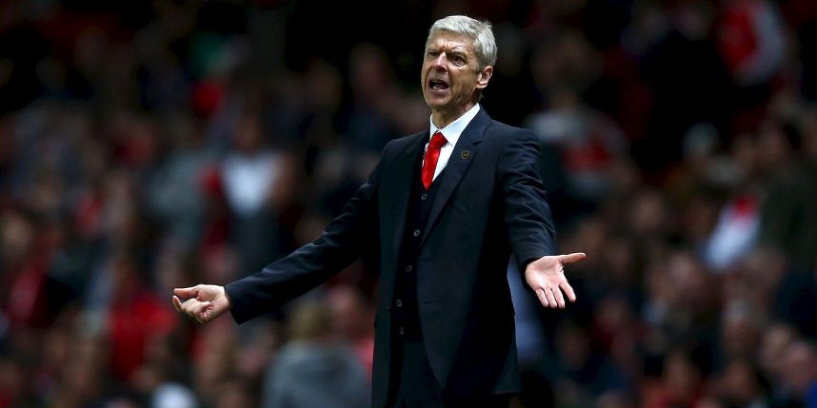 6. Arsene Wenger Foto:Getty Images