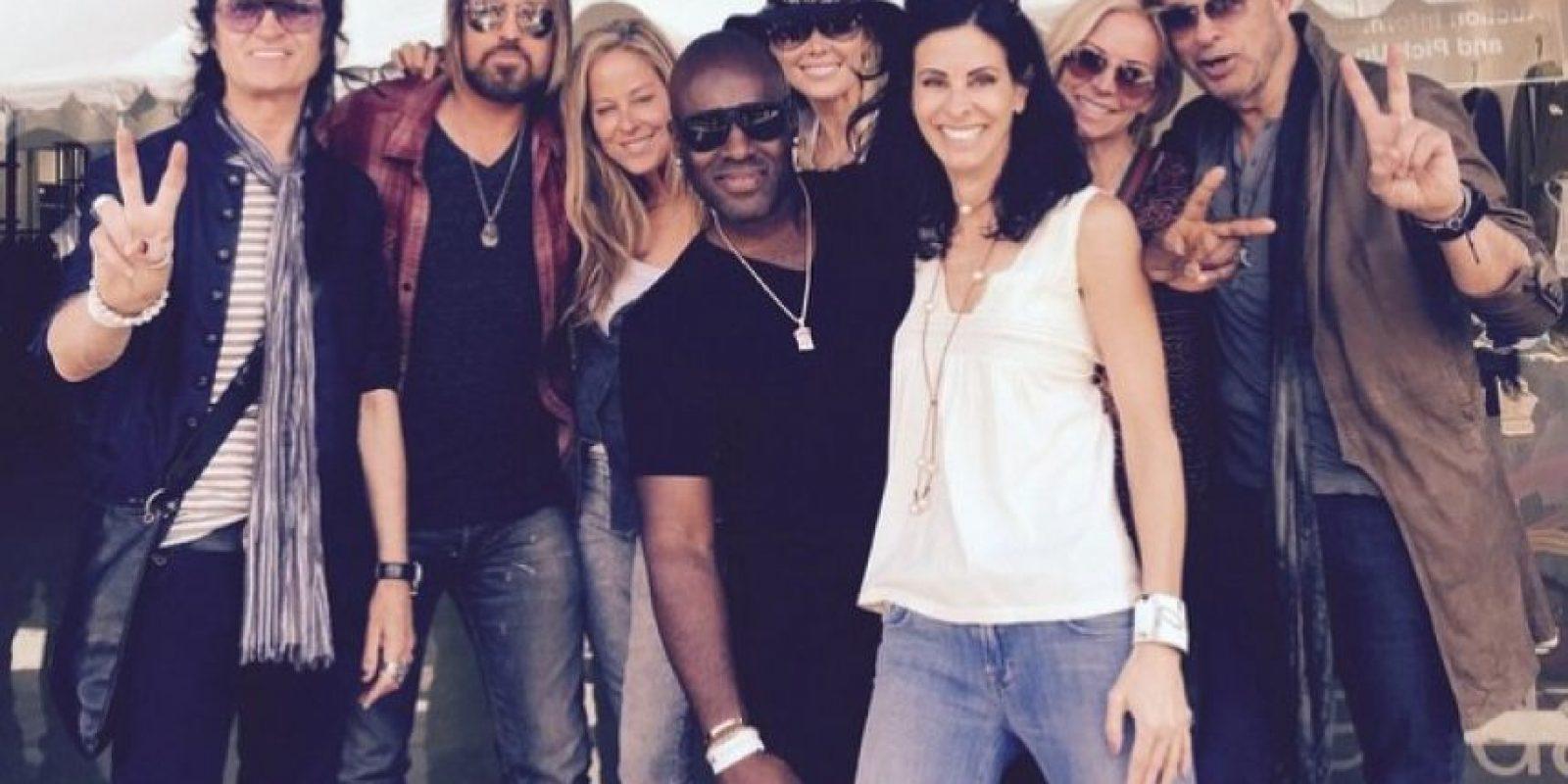 En semanas anteriores, surgieron rumores sobre los planes de boda entre Kris Jenner y Gamble. Foto:vía instagram.com/krisjenner