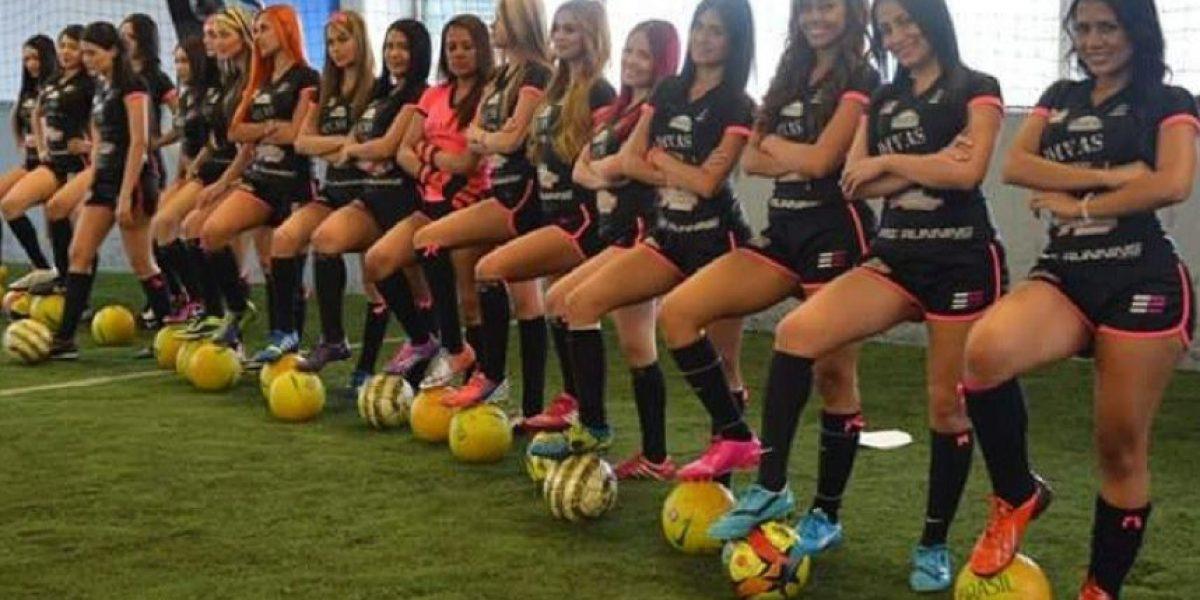 Jugadora de las 'Divas del fútbol' detenida en China con droga