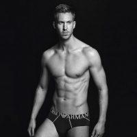 Calvin Harris protagoniza la nueva campaña de ropa interior de la firma italiana. Foto:Instagram/CalvinHarris