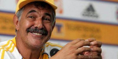 """Ricardo """"Tuca"""" Ferreti, entrenador brasileño nacionalizado mexicano, entrenador de los Tigres, finalistas de la Copa Libertadores. Foto:Twitter"""