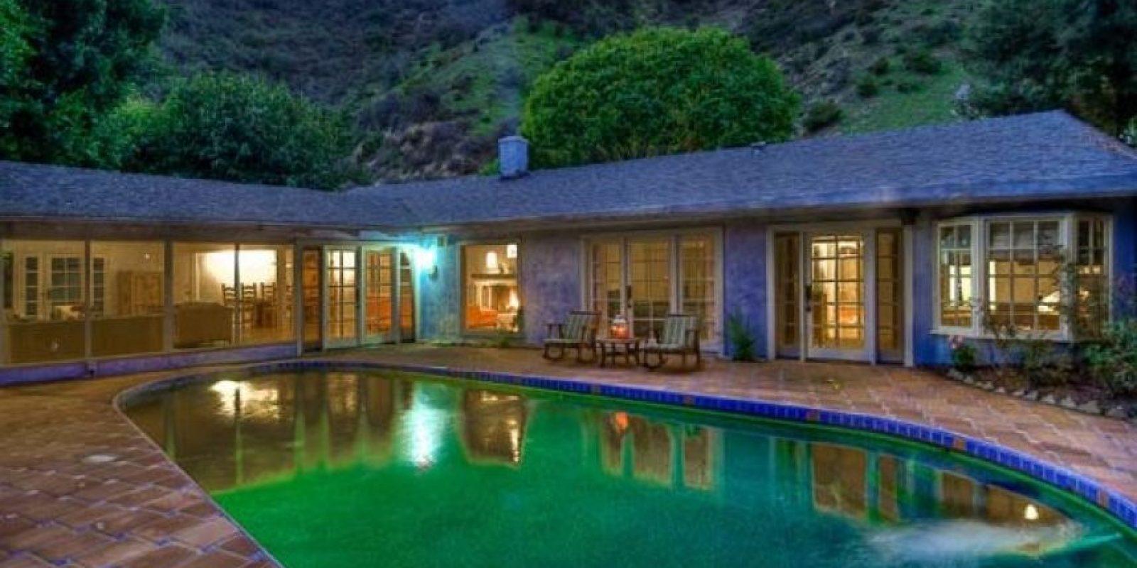 Salma Hayek puso en renta su residencia de Los Ángeles. Foto:Grosby Group