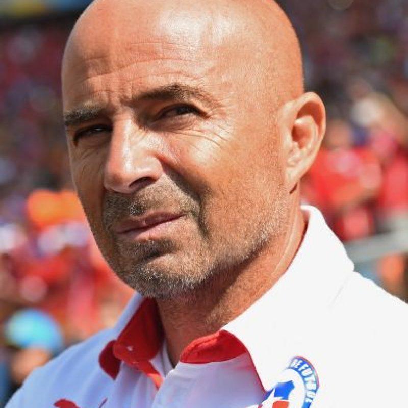 Es técnico de Chile desde 2012. Llegó a los octavos de final de la Copa del Mundo 2014. Foto:Getty Images