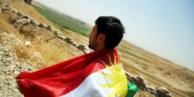 3. Desde la pasada semana Siria ha bombardeado a ISIS y al PKK. Foto:Getty Images