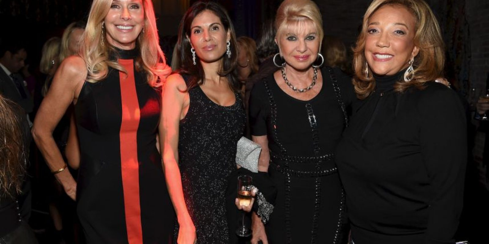 "También partició en la película ""The First Wives Club"" Foto: Getty Images"