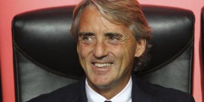 El italiano dirigió al Manchester City, Galatasaray, y actualmente está al frente del Inter de Milán, equipos en los que ha gastado en fichajes 667 millones de euros. Foto:Getty Images