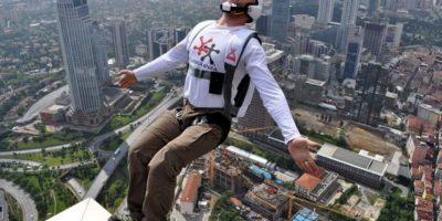 No apto para acrofóbicos (quienes temen a las alturas) Foto:Pixabay