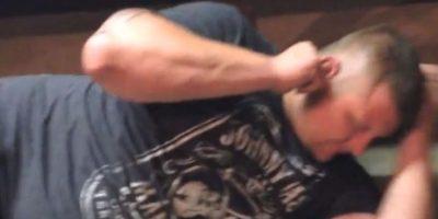 Este hombre tenía una polilla dentro del oído Foto:Vía Youtube
