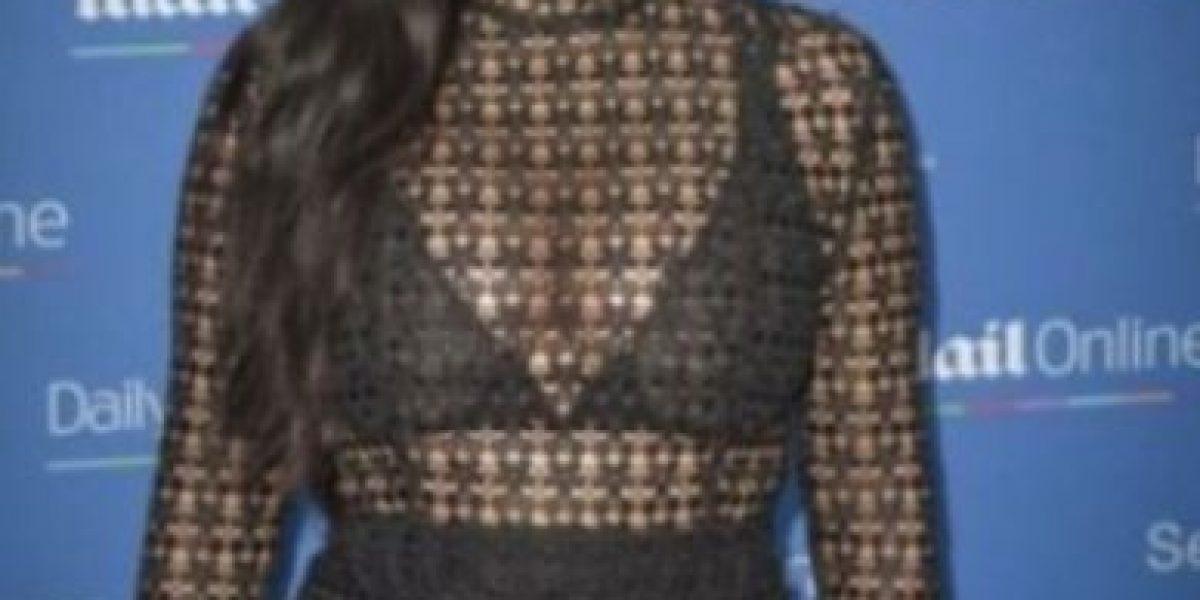 Por fin... Kim Kardashian presumió su embarazo en Instagram