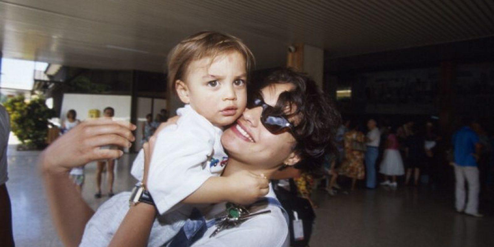 El bebé nació adicto a las drogas y se lo quitaron. Foto:vía Getty Images