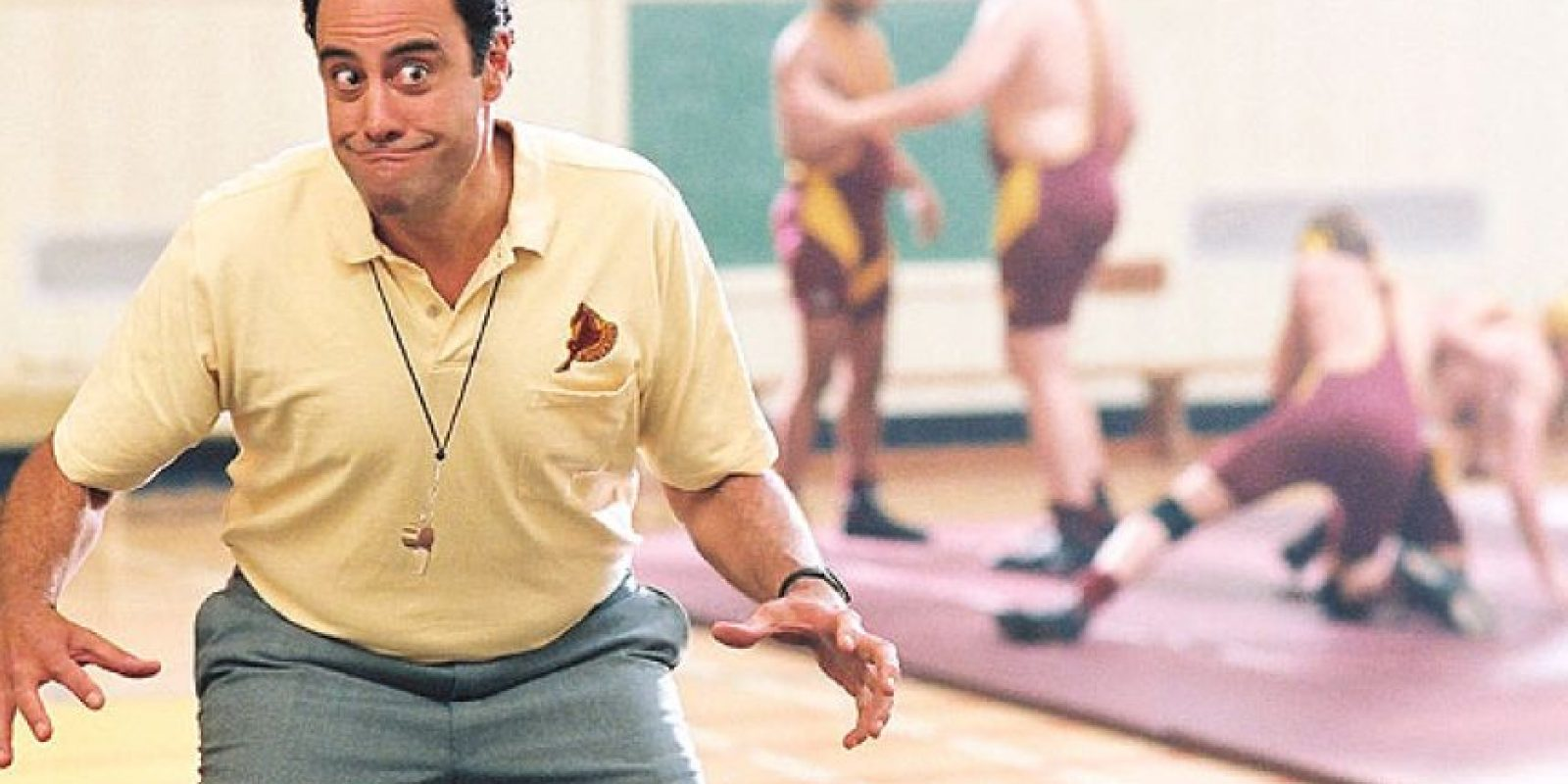 """El comediante y ganador del Emmy interpretó al """"director Dwayne Murney"""" Foto:vía superiorpics.com"""