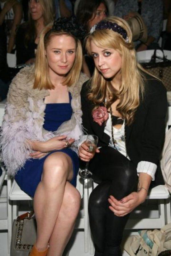 Peaches Geldof, hija del rockero Bob Geldof y Paula Yates, murió de sobredosis a los 25 años de edad. Tenía dos hijos y uno de ellos, un bebé de 11 meses, estuvo 17 horas junto al cadáver. Foto:vía Getty Images