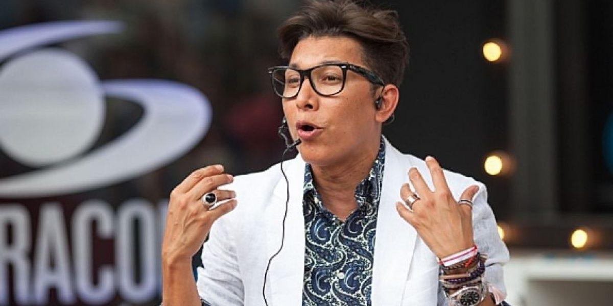 Las piernas de Franklin Ramos que causaron sensación en Colombiamoda