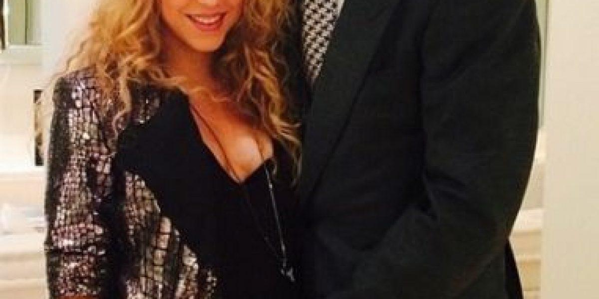 Así celebró Shakira los 6 meses de vida de su segundo bebé, Sasha