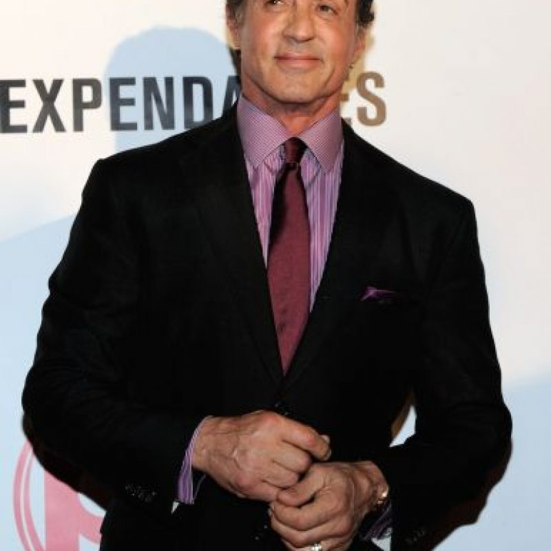 Los famosos también son clientes del bisturí y del botox, aunque este último parece ser el favorito del actor. Foto:Getty Images