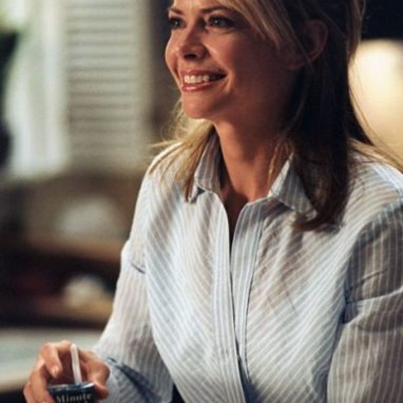 Interpretó a la mamá de los Plummer. Foto:IMDB