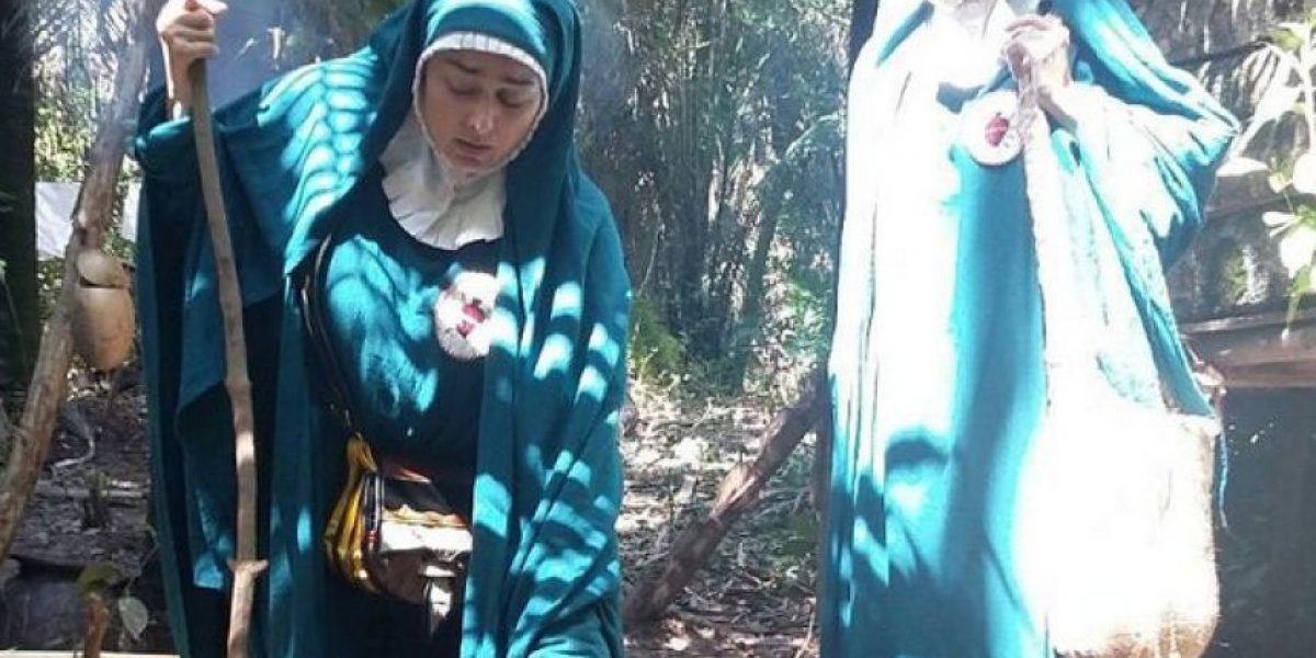 Comunidad religiosa exige corregir guión de la novela sobre la Santa Laura