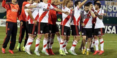 River busca su tercer título. Foto:facebook.com/pages/Copa-Bridgestone-Libertadores-2015