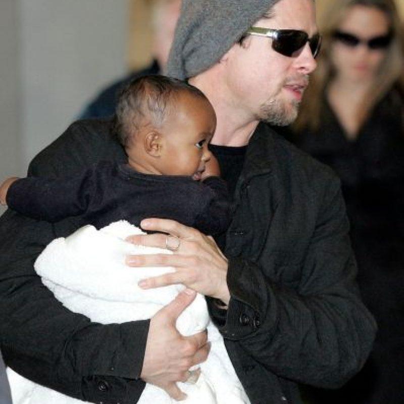 """La actriz narró a la revista """"People"""" que la madre de Zahara había muerto víctima del SIDA Foto:Getty Images"""