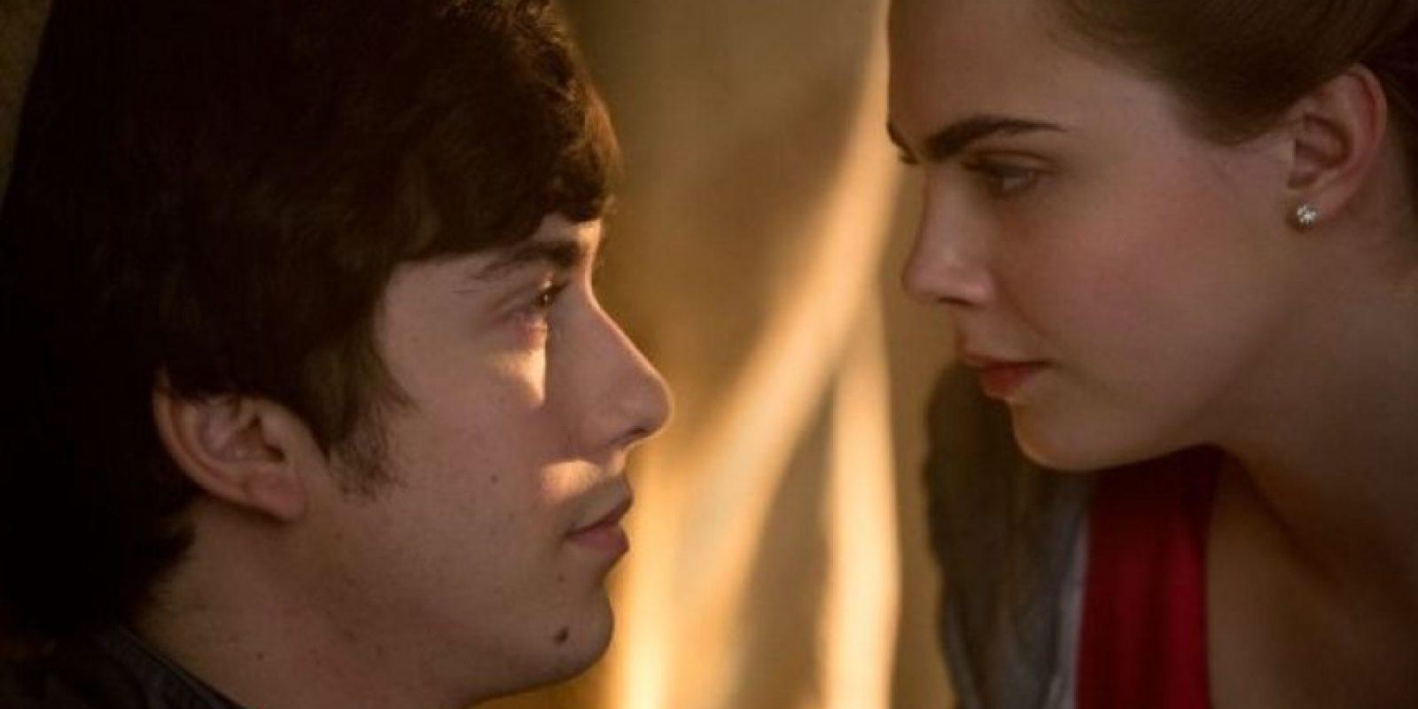 Durante la entrevista, la actriz fue cuestionada por su actitud. Foto:IMDB