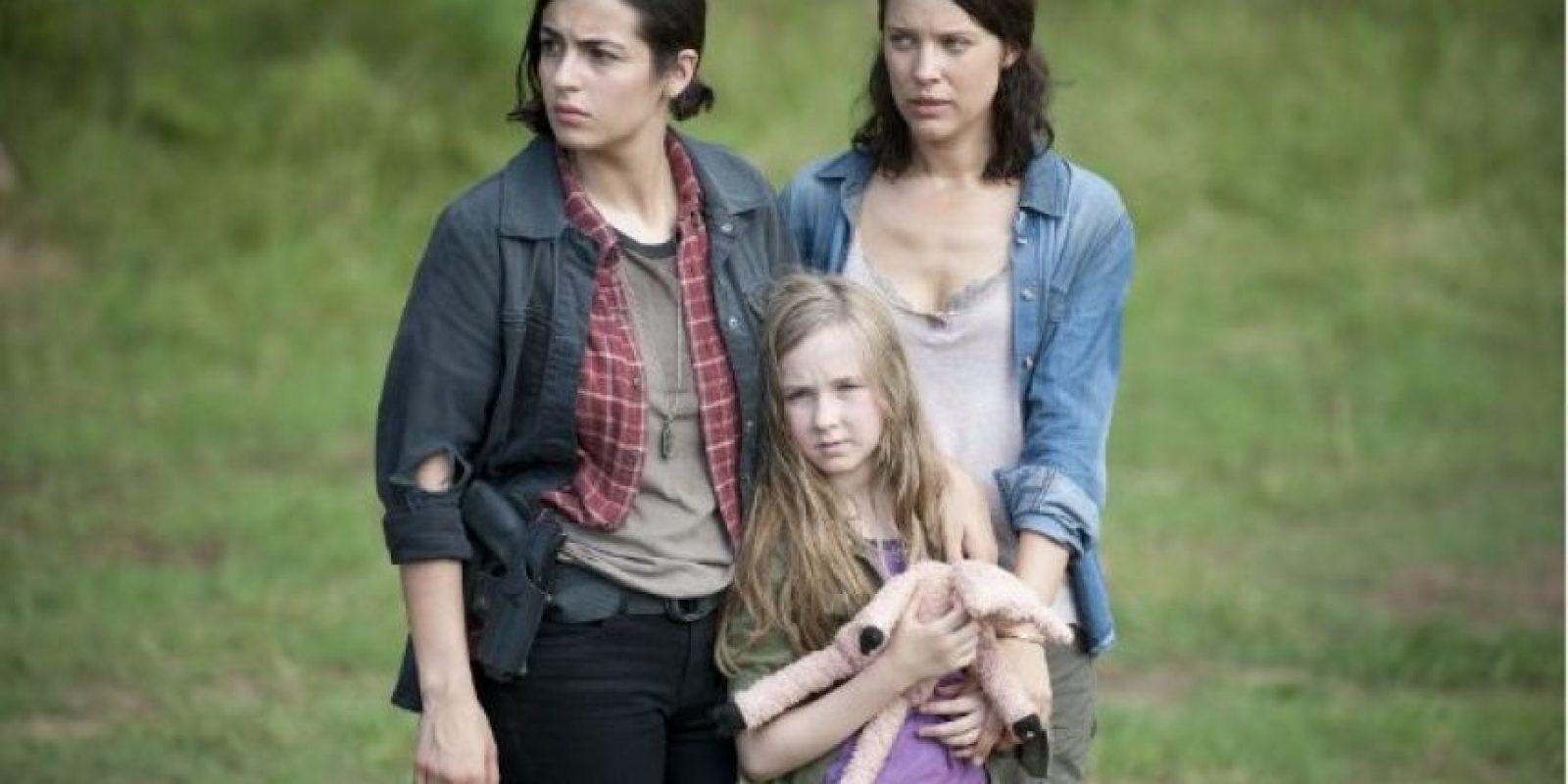 """Cabe recordar que """"Tara"""" acabó en coma en el final de la quinta temporada. Foto:IMDb"""