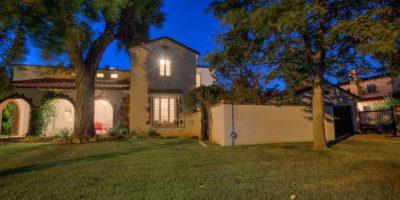 Tiene cuatro dormitorios, una suite de lujo y cocina gourmet Foto:www.breakingbadhouse.com