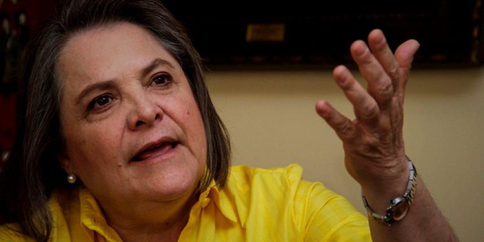 . Imagen Por: Clara López, ministra de Trabajo, dirigirá la negociación del aumento del salario mínimo. Imagen: Archivo Publimetro